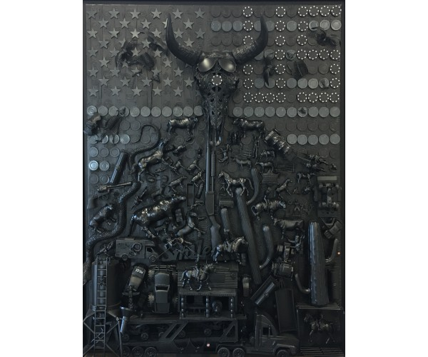 Texas et Compagnie Maxime Lhermet - Vente d'Art
