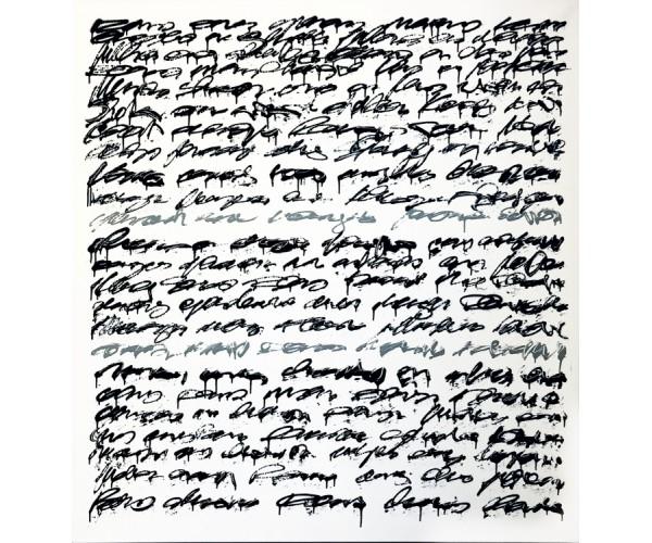 Ecriture Automatique Tanc - Vente d'Art