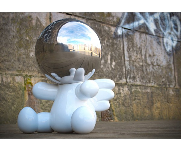 BABYBRAT ANGEL BLANC  - Vente d'Art