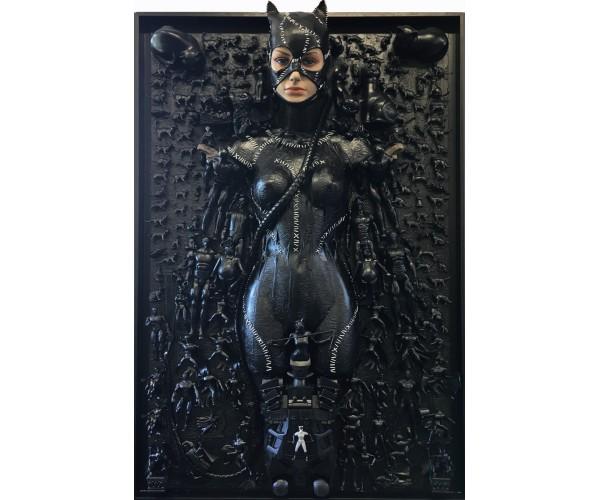 catwoman Maxime Lhermet - Vente d'Art