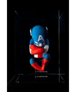 Foetus Captain America
