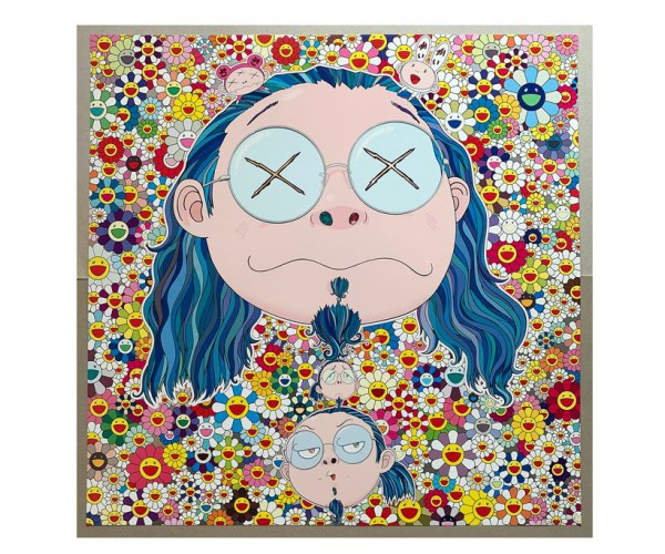 Self Portrait of the Distressed Artist Takashi Murakami  - Vente d'Art