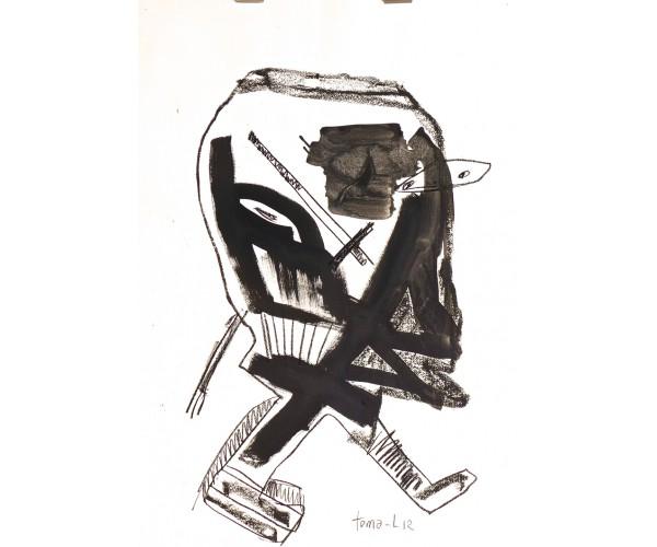 simple black Toma-L - Vente d'Art
