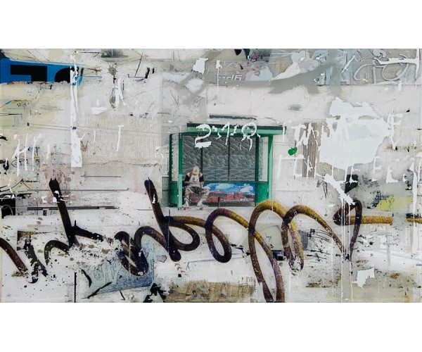 The skater seattle Gregory Watin - Vente d'Art