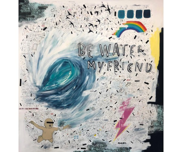 Be water my friend Sebastien Dominici - Vente d'Art