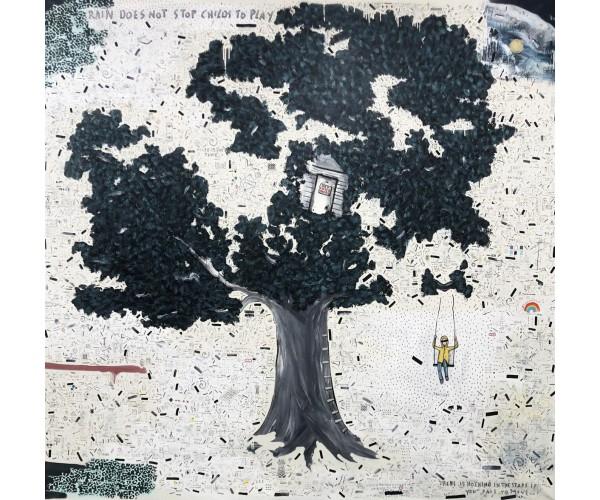 rain does not Sebastien Dominici - Vente d'Art