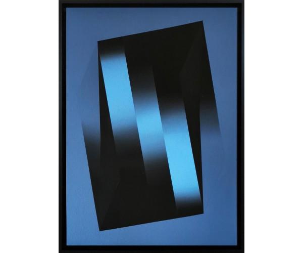 Flash Blue 21 Arthur Dorval - Vente d'Art