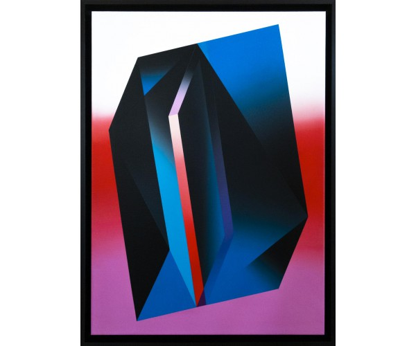 Flash Pink 21 Arthur Dorval - Vente d'Art