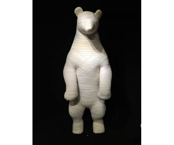 "Série ""Plush Mummies"" Pascal Bernier - Vente d'Art"