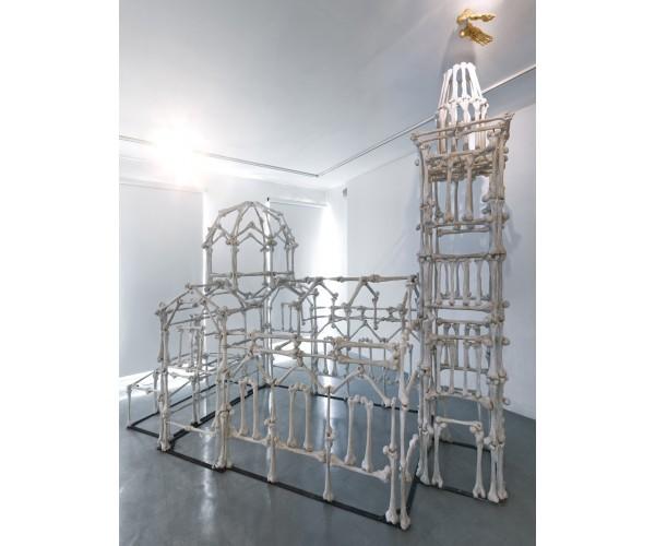 Notre Dame des Os  Nicolas Rubinstein - Vente d'Art