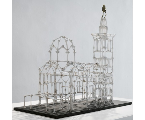 Notre Dames des Os small Nicolas Rubinstein - Vente d'Art