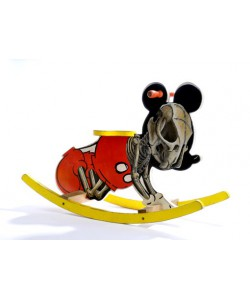 série « Mickey is also a rat » (Micky bascule)
