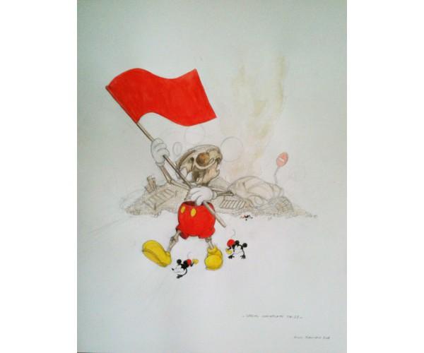 Dessin MiaaR '68  Nicolas Rubinstein - Vente d'Art