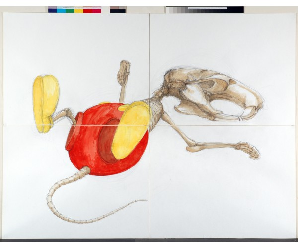 Dessin MiaaR  Nicolas Rubinstein - Vente d'Art