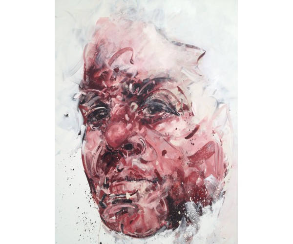Portrait Philippe Pasqua - Vente d'Art
