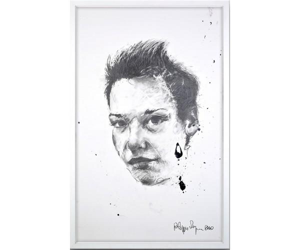 Constance Portrait Philippe Pasqua - Vente d'Art