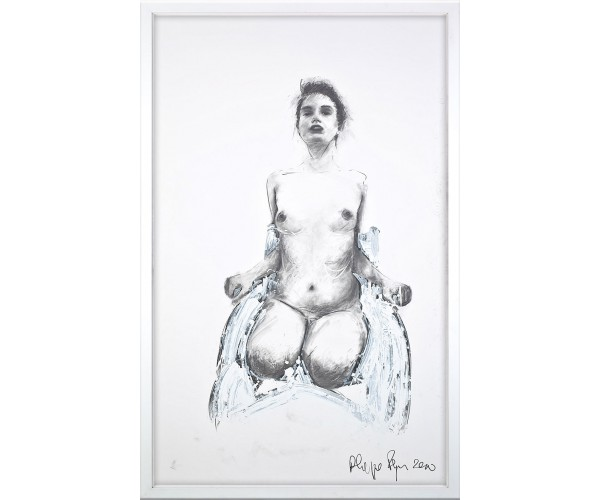 Lila Philippe Pasqua - Vente d'Art