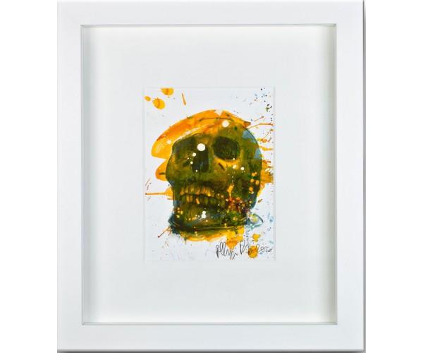Vanité jaune Philippe Pasqua - Vente d'Art