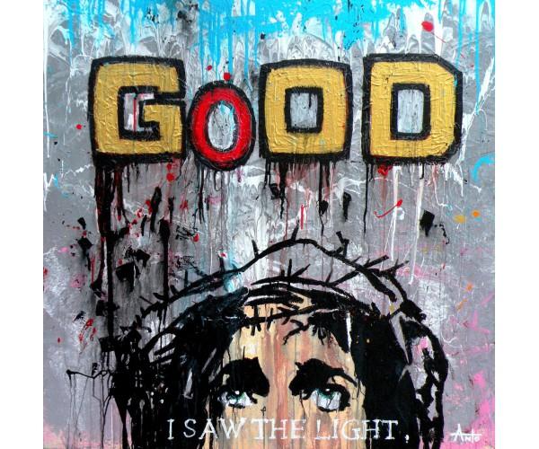 God is Good 2015 ANTÒ Fils de Pop - Vente d'Art