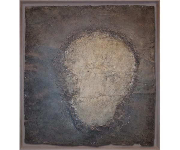 Visage Michel Haas - Vente d'Art