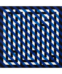 BlueDiagonals