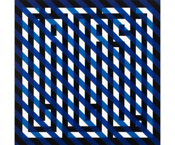 BlueDiagonals L'Atlas - Vente d'Art