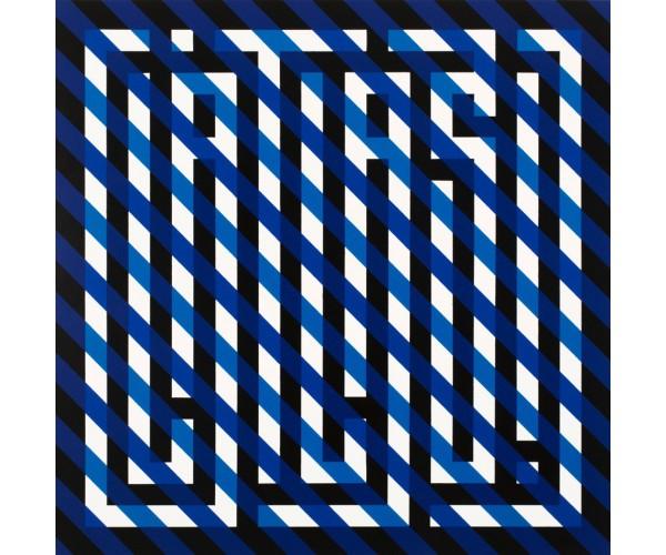 BlueDiagonals L'Atlas - Vente d'Art