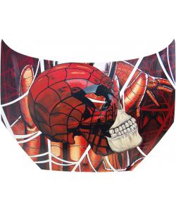 Capot Spider Skull