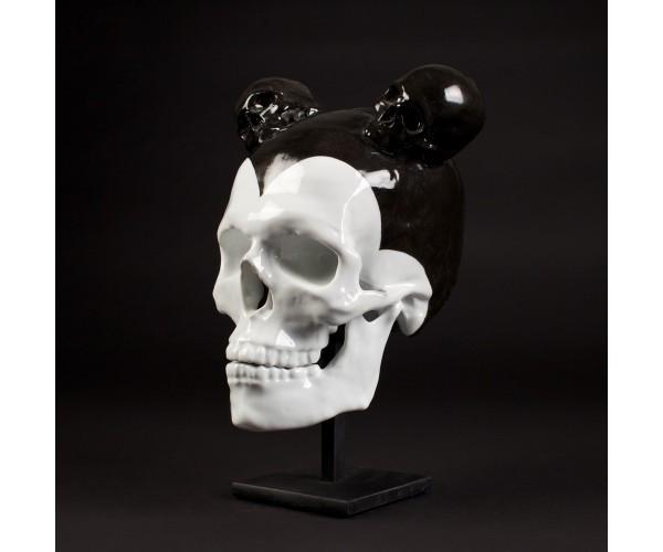 Mickey Skull Alexandre Nicolas - Vente d'Art