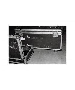 New Order Backstage, Liège, Août 1984