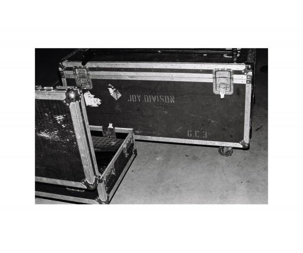 New Order Backstage, Liège, Août 1984 Richard Bellia - Vente d'Art