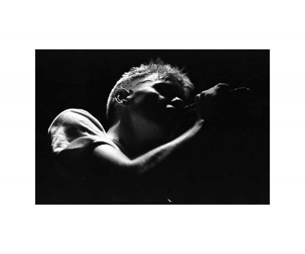 Bernard Sumner New Order, Liège, Août 1984 Richard Bellia - Vente d'Art