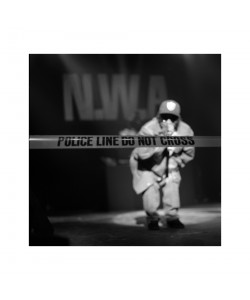 Easy E, NWA, Londres Brixton, 1991