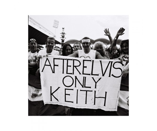 « After Elvis only Keith », The Rolling Stones, 2007