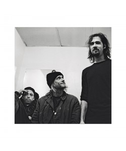 Nirvana backstage