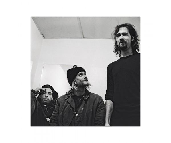 Nirvana backstage Richard Bellia - Vente d'Art