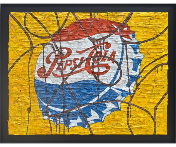Pepsi Maxime Lhermet - Vente d'Art