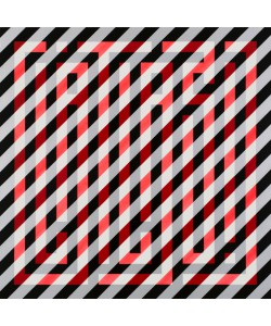 Red Diagonals