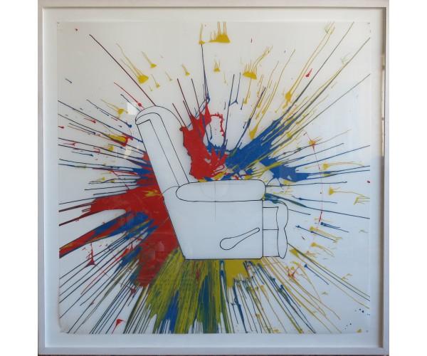 Sans titre  Richard Jackson - Vente d'Art