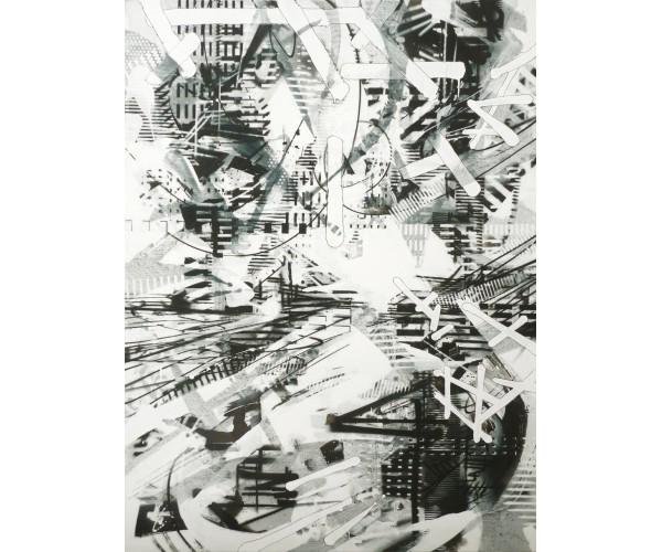 Matière Urbaine Clyde Knowland - Vente d'Art
