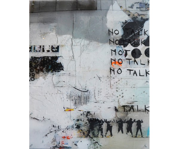 no talk Gregory Watin - Vente d'Art
