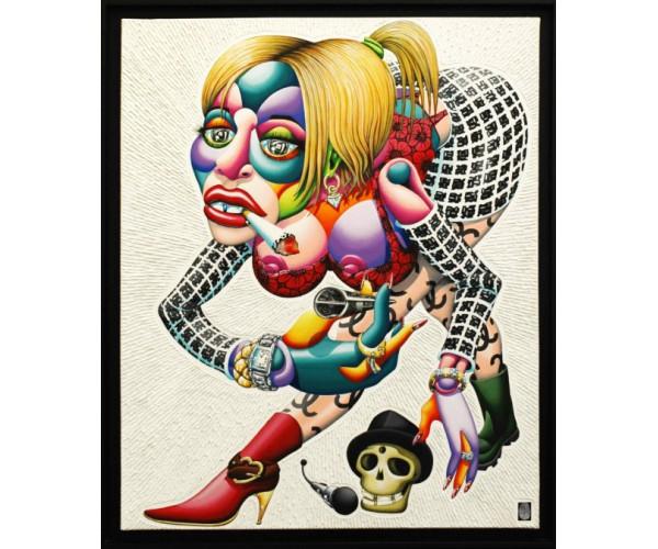 Kate Moss Chamizo - Vente d'Art