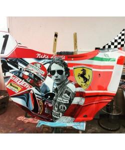 Capot Ferrari 2