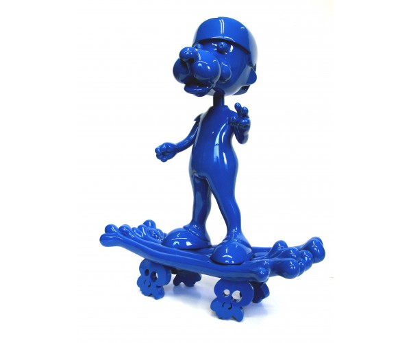 Skate Dog Michel Soubeyrand - Vente d'Art